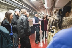 RC Harris Water Treatment Plant tour (March 2018), photograph by Aly Ambler