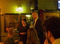 Presentation by Victoria Hinojosa and Fryderyk Paczkowski (September 2018)